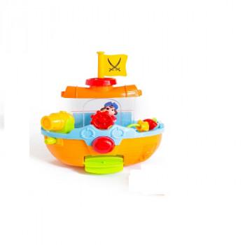 Hamleys Pirátská loď - hračka do vany