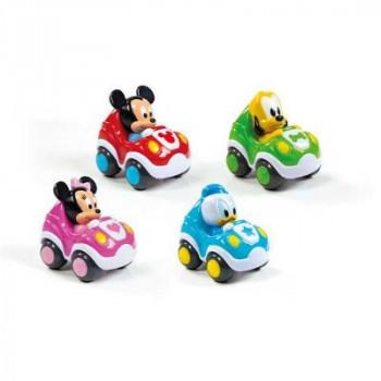 Clementoni Baby Disney auto s postavičkou Mickey