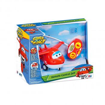 Super Wings - Jett na dálkové ovládání