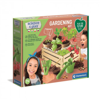 Play for future - Zahradničení