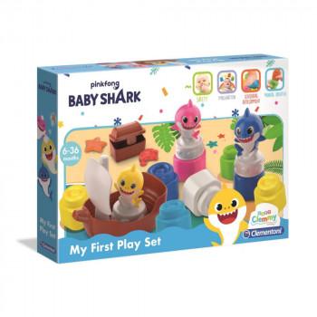 Clemmy hrací sada Baby Shark