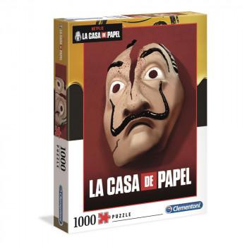 Puzzle La Casa de Papel 1000 dílků #2