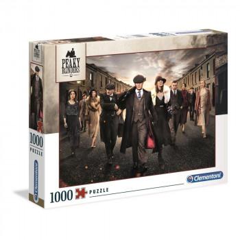 Puzzle Peaky Blinders 1000 dílků