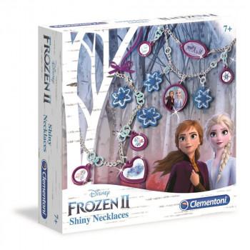 Frozen 2 blyštivé náhrdelníky