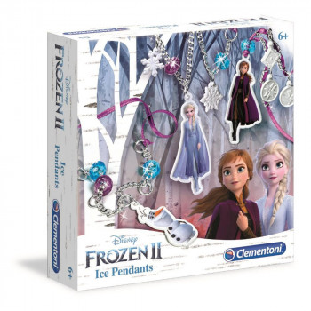 Frozen 2 ledové náhrdelníky