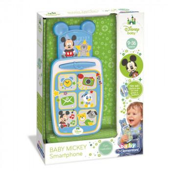 Clementoni Mickey Smartphone pro nejmenší