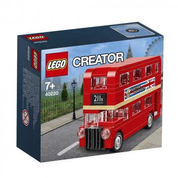 Hamleys LEGO Londýnský autobus
