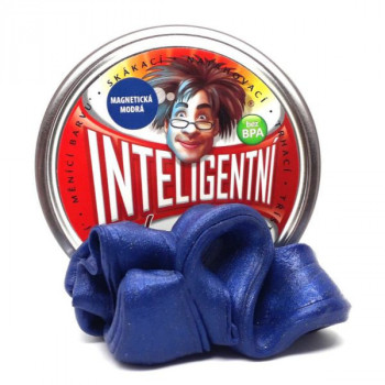 Inteligentní plastelína Tidal Wave/Magnetická modrá