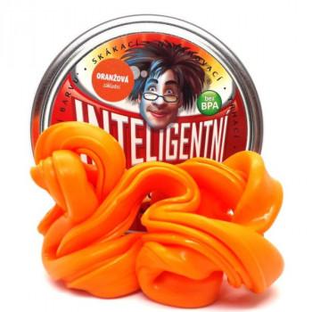 Inteligentní plastelína Orange/Oranžová