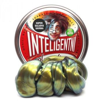 Inteligentní plastelína Super Oil Slick/Super Olejová skvrna