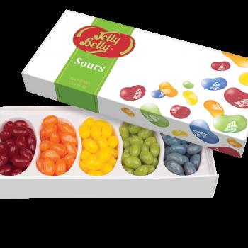 Jelly Belly Kyselý mix 125g Gift Box