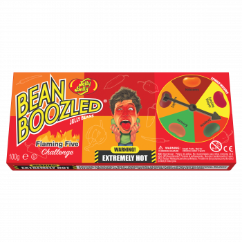 Jelly Belly BeanBoozled Flaming Five 100g Gift Box Ruletka