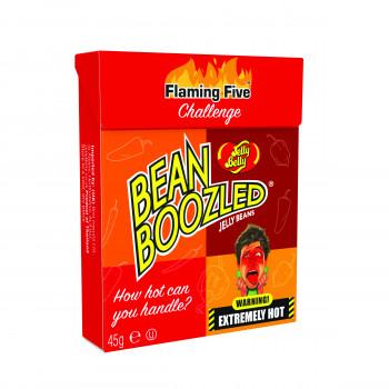 BeanBoozled Flaming Five 45g krabička