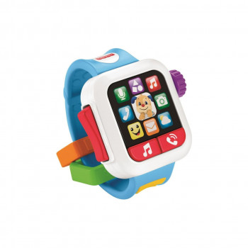 Fisher Price Chytré hodinky CZ
