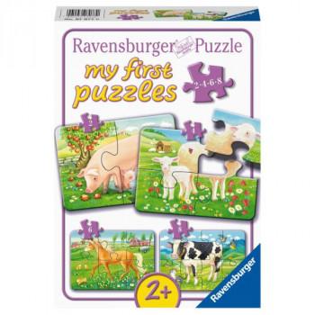 Farma se zvířaty 4v1
