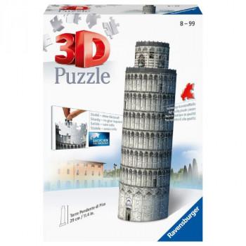 3D Pisa věž 216 dílků