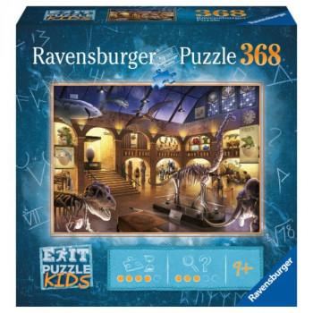 Ravensburger Exit KIDS: Noc v muzeu 368 dílků