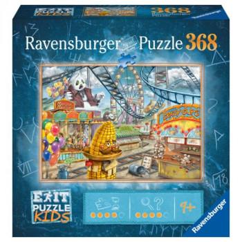Ravensburger Exit KIDS: Zábavní park 368 dílků