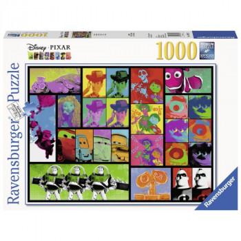Pop Art 1000 dílků