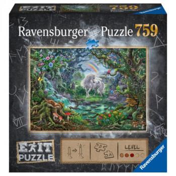 Exit Puzzle: Jednorožec 759 dílků