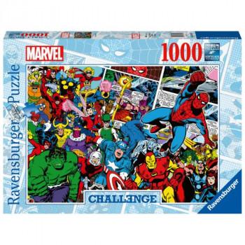 Marvel Výzva 1000 dílků