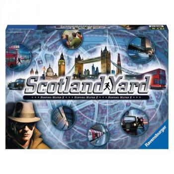 Společenská hra Scotland Yard