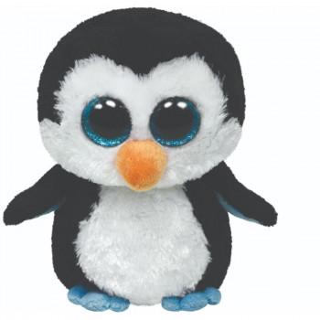 TY Beanie Boos WADDLES plyšový tučňák 24 cm