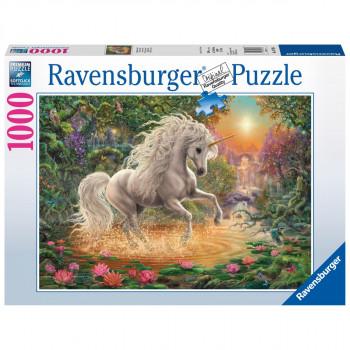 Ravensburger Mystičtí jednorožci 1000 dílků
