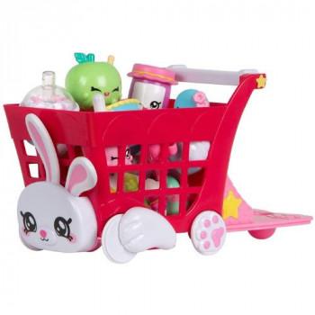 Kindi Kids nákupní vozík s doplňky