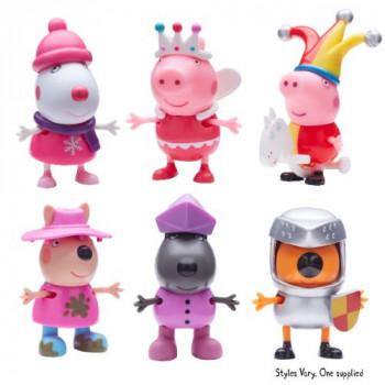 Peppa Pig s módními doplňky