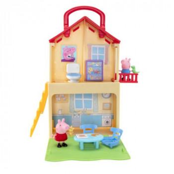 Peppa Pig skládací domeček
