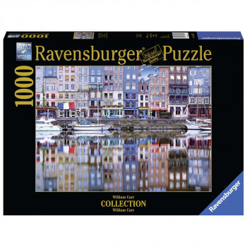 Ravensburger Honefleur reflection 1000 dílků