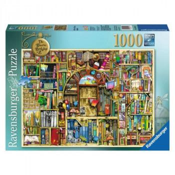 Bizarní knihovna 2 1000 dílků
