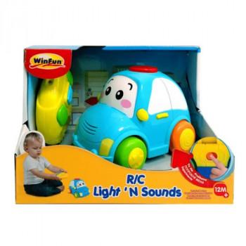 Hamleys R/C Light'N Sounds - Autíčko