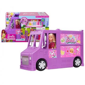 Mattel Barbie Pojízdná restaurace
