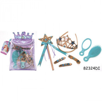 Ariel - batůžek s vlasovými doplňky