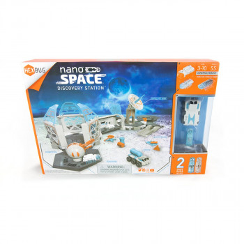 HEXBUG Nano Space - Discovery Station
