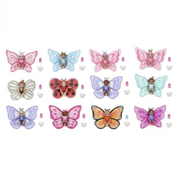 BABY born Surprise Miminka 5 Motýlci