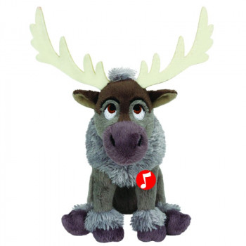 TY Beanie Babies Frozen plyšový Sven 15 cm se zvuky