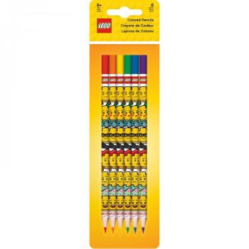 LEGO Iconic Pastelky Mix barev 6 ks