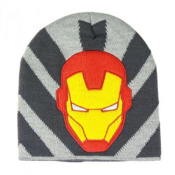 Zimní čepice Avengers - Iron Man