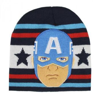 Zimní čepice Avengers - Capitan America