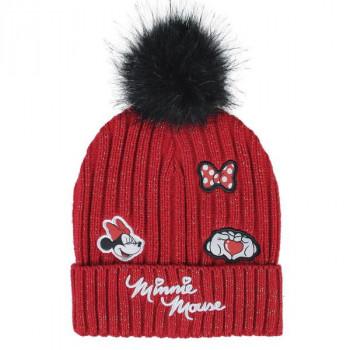 Zimní čepice Minnie