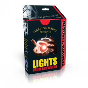 Marvin's Magic Unbelievable Lights from Anywhere Adult