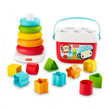 Fisher-Price Kostky rock a star