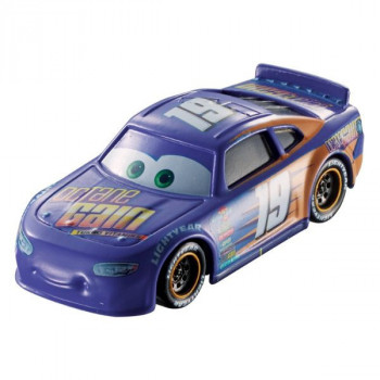 CARS 3 AUTA Metalic Bobby Swift DXV64