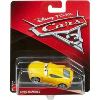 CARS 3 AUTA Cruz Ramirez DXV33