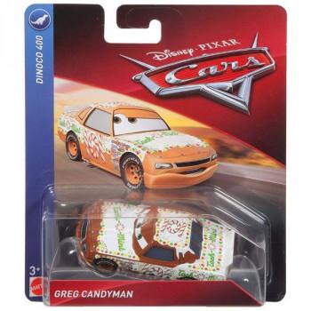 CARS 3 AUTA Metalic Candyman Greg FLM07