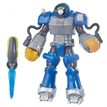 Hasbro Power Rangers Deluxe figurka Smash Beastbot