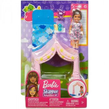 Barbie Příběh z deníku chůvy Stan FXG97